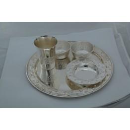 Antique Bubble Design Dinner Set