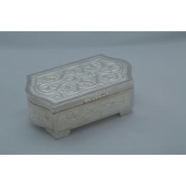 Velpatti White Mukhvas Box