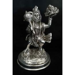 Hanumanji Antique Murti