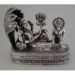 Laxmi Narayan with Sheshnag Antique Murti