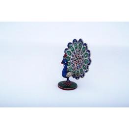 Minakari Peacock