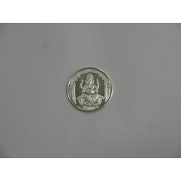 Coin 20 gram Ganesh