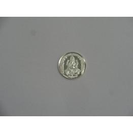 Coin 5 gram Ganesh