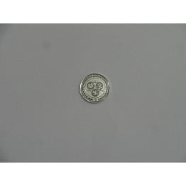 Coin 5 gram Trimurti